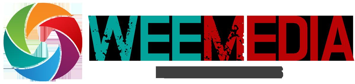Hemsida med WeeMedia